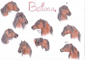 Bellona haragja